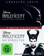 Cover-Bild zu Maleficent - Mächte der Finsternis (2 Movie Coll.)