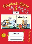 Cover-Bild zu Englisch-Stars, Allgemeine Ausgabe, 4. Schuljahr, Übungsheft Comics, Mit Lösungen von Gleich, Barbara