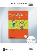 Cover-Bild zu Zahlenzauber, Mathematik für Grundschulen, Ausgabe Bayern 2014, 1. Jahrgangsstufe, Unterrichtsmanager, Vollversion auf DVD-ROM von Betz, Bettina