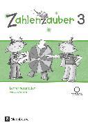 Cover-Bild zu Zahlenzauber, Mathematik für Grundschulen, Ausgabe Bayern 2014, 3. Jahrgangsstufe, Lehrermaterialien mit CD-ROM von Betz, Bettina