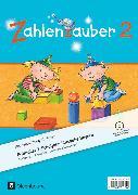 Cover-Bild zu Zahlenzauber, Mathematik für Grundschulen, Ausgabe Bayern 2014, 2. Jahrgangsstufe, Produktpaket, 16675, 166821 und 16699 im Paket von Betz, Bettina