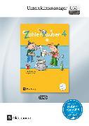 Cover-Bild zu Zahlenzauber, Mathematik für Grundschulen, Ausgabe Bayern 2014, 4. Jahrgangsstufe, Unterrichtsmanager, Vollversion auf DVD-ROM von Betz, Bettina