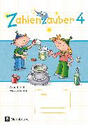 Cover-Bild zu Zahlenzauber, Mathematik für Grundschulen, Ausgabe Bayern 2014, 4. Jahrgangsstufe, Arbeitsheft, Mit Lösungsheft von Betz, Bettina