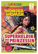 Cover-Bild zu SUPERLESER! DC Wonder Woman. Superheldin und Prinzessin