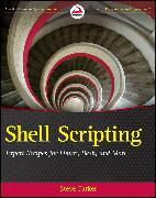 Cover-Bild zu Shell Scripting (eBook) von Parker, Steve