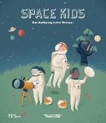 Cover-Bild zu Space Kids (DE) von Parker, Steve