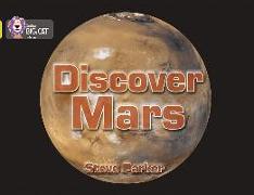 Cover-Bild zu Discover Mars! von Parker, Steve