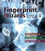 Cover-Bild zu Extreme Science: Fingerprint Wizards von Parker, Steve