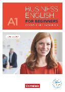 Cover-Bild zu Business English for Beginners, New Edition, A1, Kursbuch, Mit PagePlayer-App inkl. Audios und Videos von Hogan, Mike