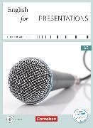 Cover-Bild zu Short Course Series, Englisch im Beruf, Business Skills, A2, English for Presentations, Kursbuch mit CD von Grussendorf, Marion