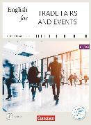 Cover-Bild zu Short Course Series, Englisch im Beruf, Business Skills, B1/B2, English for Trade Fairs and Events, Kursbuch mit CD von Landermann, Britta
