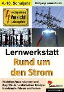 Cover-Bild zu Lernwerkstatt Rund um den Strom von Wertenbroch, Wolfgang