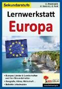 Cover-Bild zu Lernwerkstatt Europa, Sekundarstufe von Kohl, Lynn S