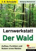 Cover-Bild zu Lernwerkstatt - Der Wald