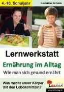 Cover-Bild zu Lernwerkstatt Ernährung im Alltag 2