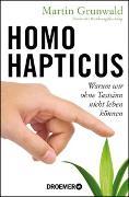 Cover-Bild zu Homo hapticus von Grunwald, Martin
