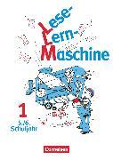 Cover-Bild zu Lese-Lern-Maschine, Band 1: 5./6. Schuljahr, Arbeitsheft, Mit Lösungsheft von Pramper, Wolfgang