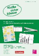 Cover-Bild zu Mathe sicher können, 5.-8. Schuljahr, Förderbausteine Sachrechnen, Förderheft für Schülerinnen und Schüler