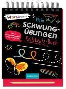 Cover-Bild zu Mein Schwungübungen Kritzkratz-Buch