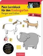 Cover-Bild zu Mein Lernblock für den Kindergarten - Mengen und Größen von Lang, Hannah