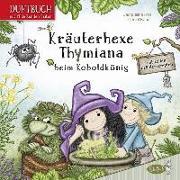 Cover-Bild zu Kräuterhexe Thymiana beim Koboldkönig von Kauer, Jacqueline
