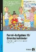 Cover-Bild zu Fermi-Aufgaben für Grundschulkinder von Geupel, Laura Marie