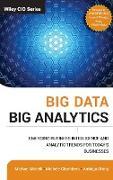 Cover-Bild zu Big Data, Big Analytics von Minelli, Michael