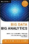 Cover-Bild zu Big Data, Big Analytics (eBook) von Minelli, Michael