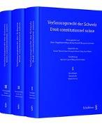 Cover-Bild zu Verfassungsrecht der Schweiz / Droit constitutionnel suisse von Diggelmann, Oliver (Hrsg.)
