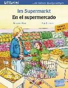 Cover-Bild zu Im Supermarkt. Kinderbuch Deutsch-Spanisch von Böse, Susanne