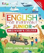 Cover-Bild zu English for Everyone Junior: Beginner's Course