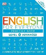 Cover-Bild zu English for Everyone Practice Book Level 4 Advanced von DK