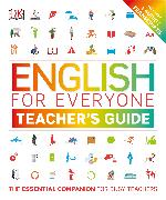 Cover-Bild zu English for Everyone Teacher's Guide von DK
