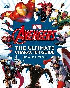 Cover-Bild zu Marvel Avengers The Ultimate Character Guide New Edition von DK