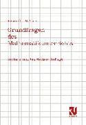 Cover-Bild zu Grundfragen des Mathematikunterrichts von Wittmann, Erich C.