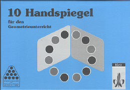Cover-Bild zu Handspiegel für den Geometrieunterricht von Wittmann, Erich C.