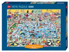 Cover-Bild zu Cool Down! Puzzle