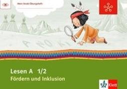 Cover-Bild zu Mein Anoki-Übungsheft. Lesen A. Fördern und Inklusion. Arbeitsheft 1. und 2. Schuljahr