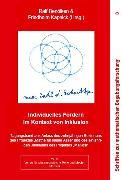 Cover-Bild zu Individuelles Fördern im Kontext von Inklusion (eBook) von Käpnick, Friedhelm (Hrsg.)