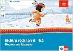 Cover-Bild zu Mein Anoki-Übungsheft. Richtig rechnen A. Fördern und Inklusion. Arbeitsheft 1. Schuljahr
