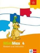 Cover-Bild zu MiniMax. Förderheft. 4. Schuljahr. Fördern und Inklusion