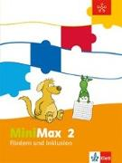 Cover-Bild zu MiniMax. Förderheft 2. Schuljahr. Fördern und Inklusion