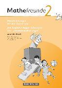 Cover-Bild zu Mathefreunde, Ausgabe Nord 2010 (Berlin, Brandenburg, Mecklenburg-Vorpommern, Sachsen-Anhalt), 2. Schuljahr, Handreichungen für den Unterricht, Mit Lernzielkontrollen, Beobachtungsbögen und Lösungen von Ladel, Silke