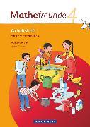 Cover-Bild zu Mathefreunde, Ausgabe Süd 2010 (Sachsen, Thüringen), 4. Schuljahr, Arbeitsheft von Elsner, Jana