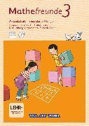Cover-Bild zu Mathefreunde, Ausgabe Nord 2015, 3. Schuljahr, Arbeitsheft mit interaktiven Übungen auf scook.de, Mit Übungssoftware auf CD-ROM von Elsner, Jana