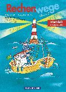 Cover-Bild zu Rechenwege, Ausgabe Berlin, Brandenburg, Mecklenburg-Vorpommern, Sachsen-Anhalt - 2004, 2. Schuljahr, Arbeitsheft von Fuchs, Mandy