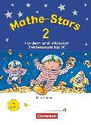 Cover-Bild zu Mathe-Stars, Fördern und Inklusion, 2. Schuljahr, Zahlenraum bis 20, Übungsheft von Schlabitz, Birgit