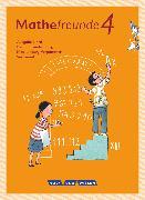 Cover-Bild zu Mathefreunde, Ausgabe Nord 2015, 4. Schuljahr, Schülerbuch mit Kartonbeilagen von Elsner, Jana