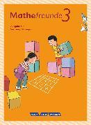 Cover-Bild zu Mathefreunde, Ausgabe Süd 2015, 3. Schuljahr, Schülerbuch mit Kartonbeilagen von Elsner, Jana