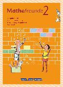 Cover-Bild zu Mathefreunde, Ausgabe Nord 2015, 2. Schuljahr, Schülerbuch mit Kartonbeilagen von Elies, Catrin